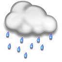 Light Rain / Wind Early