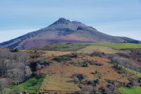 La Rhune depuis le Col d_Ibardin