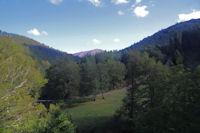Vers le Chalet forestier de Soule