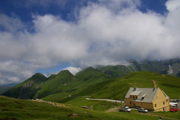 Le Col d_Aubisque