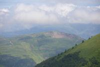 Le Cap d'Aout au dessus du Col du Soulor