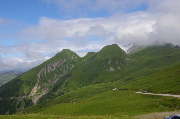 Le Mont Laid et le Moustachou