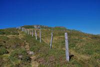 Les crêtes Est du Puy du Rocher