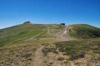 Le Pas des Alpins et le Plomb du Cantal