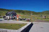 Le Buron au Col de Prat de Bouc