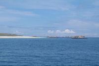 La pointe de l'Ile St Nicolas au Glenan