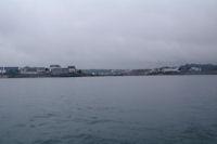 L'entree du Port de Concarneau