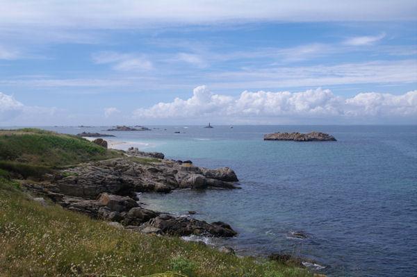 La côte Nord de l_Ile de St Nicolas