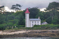 Le phare de Ste Marine