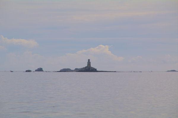 La Tour de Huic au Glénan