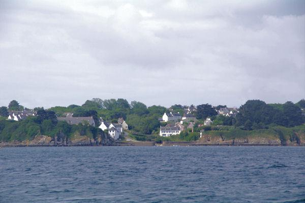 Port Lay sur l_Ile de Groix