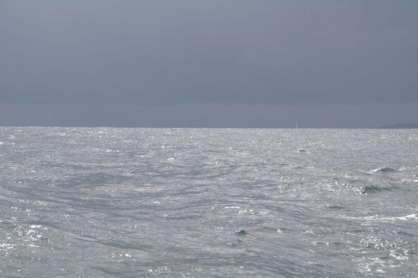Entre ciel et mer sur la Basse des Bretons