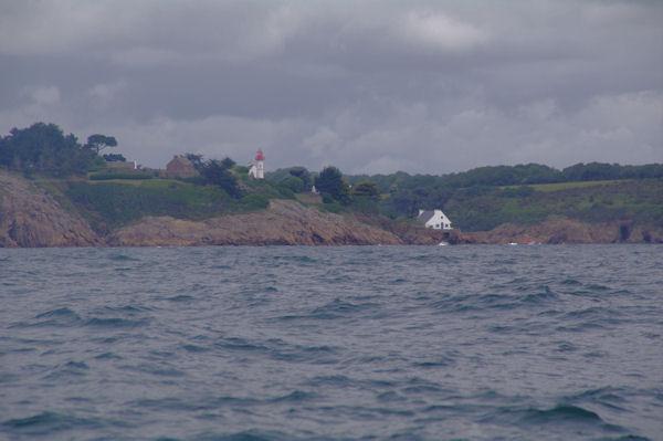 Port Manec_h depuis le Trépied