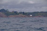 Port Manec'h depuis le Trepied