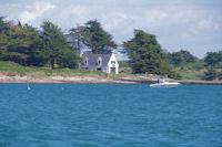 Jolie maison sur l'Ile aux Moines dans le Golfe du Morbihan
