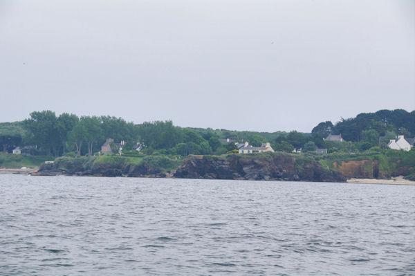 Port Melite sur l_Ile de Groix