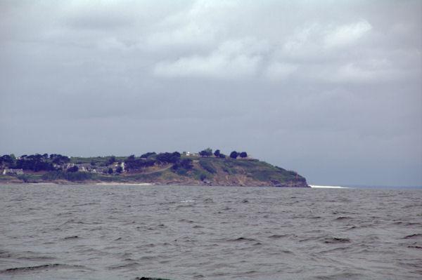 La Pointe des Chats sur l_Ile de Groix