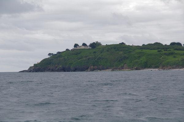 Vers Port Mélite sur l_Ile de Groix