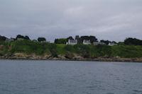 Vers a Pointe du Spernec sur l'Ile de Groix