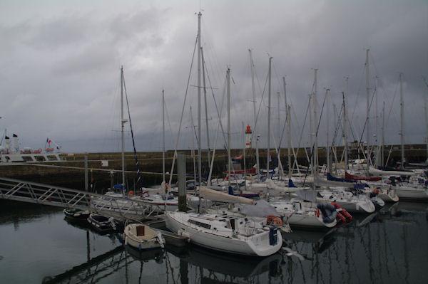 Port Tudy sur l_Ile de Groix