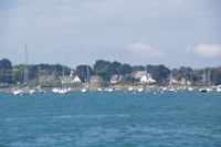 Kerners dans le Golfe du Morbihan