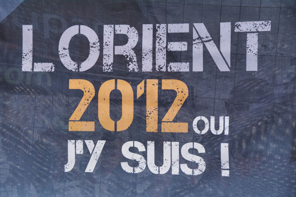 Lorient 2012, Oui, j_y étais!