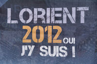 Lorient 2012, j'y �tais!