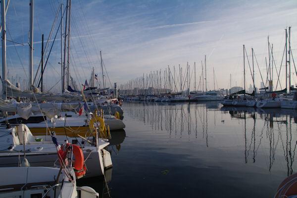 Le port de Kernével