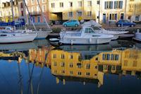 Le Port du Palais a Belle Ile