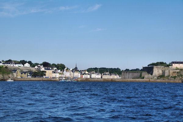 Le port du Palais à Belle Ile