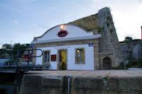 La maison des Eclusiers au port du Palais