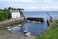 Port Lay sur l'Ile de Groix