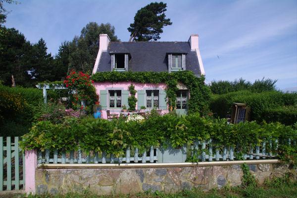 A Port Lay sur l_Ile de Groix