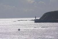 Port Tudy depuis Port Lay