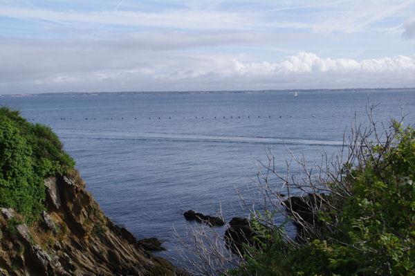 La côte à l_Ouest de Port Lay