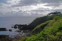 La plage du Rolaz sur l'Ile de Groix