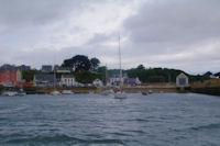 Port Tudy sur l'Ile de Groix