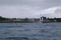 L'entree de Port Tudy sur l'Ile de Groix