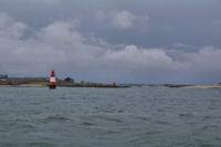 L'entree de la rade de Port Louis