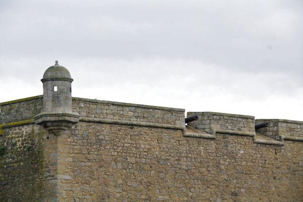 La citadelle de Port Louis