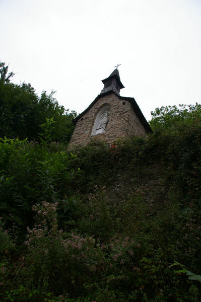 La chapelle Ste Foy
