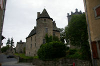 Le chateau de Senergues