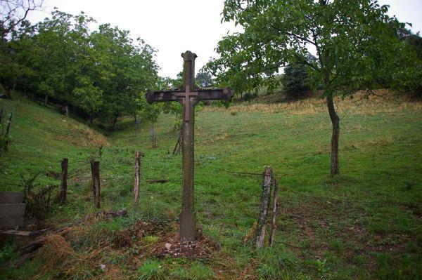 Le Calvaire de Noailhac, croix 1