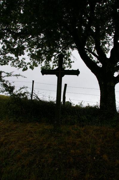 Le Calvaire de Noailhac, croix 9