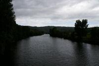 Le Lot depuis le pont de Livinhac le Haut