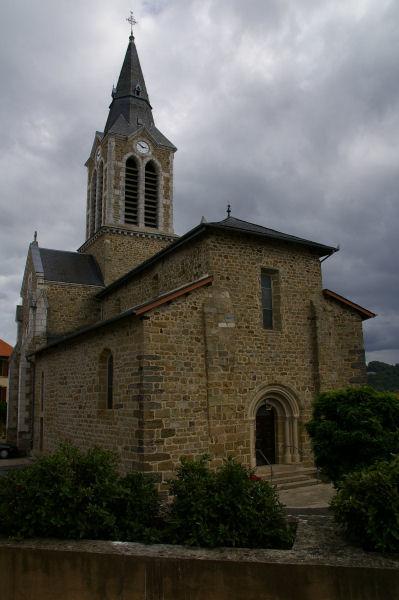 L'église de Livinhac le Haut