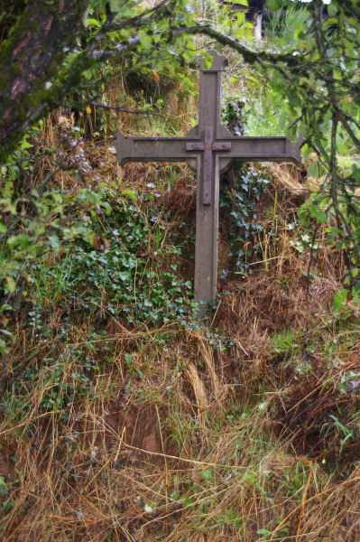 Le Calvaire de Noailhac, croix 3