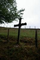 Le Calvaire de Noailhac, croix 5