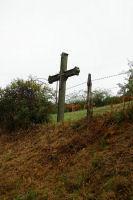 Le Calvaire de Noailhac, croix 6