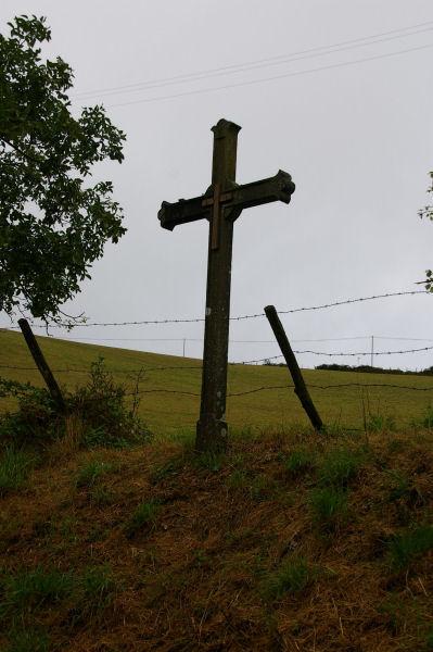 Le Calvaire de Noailhac, croix 7